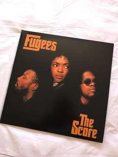 "Fugees ""The Score"" Vinyl"