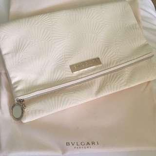 Bvlgari Clutch Bag