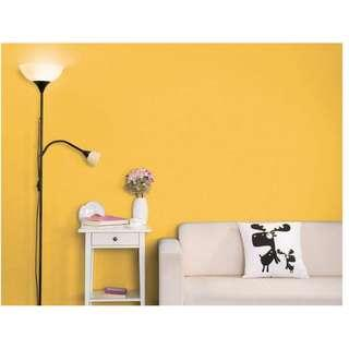 wallpaper plain FROSTED YELLOW color