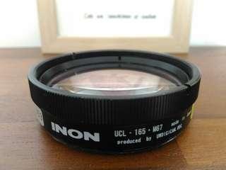 Inon 165 Ucl +6 Macro lens