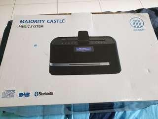 Majority Castle Music System