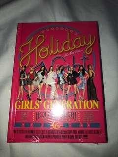 [FINAL CLEARANCE] GIRLS' GENERATION HOLIDAY NIGHT