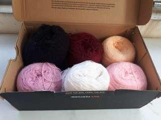 Yarn Bundle