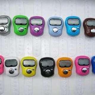 tasbih digital / finger counter / alat hitung digital / tasbih murah