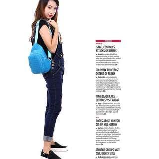 tas selempang slempang import / sling bag fashion / backpack wanita