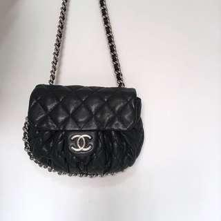 Chanel chain around mini