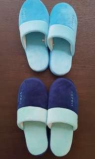BN authentic esprit comfy bedroom slippers