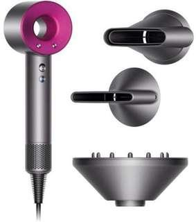Dyson Hair Dryer Set