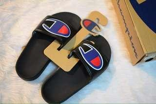 US 6 - Authentic Champion Slides from US