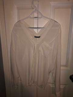 Brandy Melville Blouse - One Size
