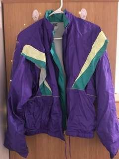 80s Vintage Windbreaker ski jacket (Asics)