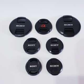 Lens cap for Sony (3rd party /OEM)