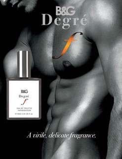 Degré f inspired by Fahrenheit Dior for Men 60ml