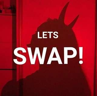 Lets us SWAP ❤