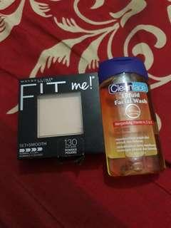 FIT ME! SET+SMOOTH NORMAL TO DRY. NO. 130💕💕.