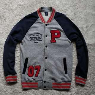 POLHAM Varsity Jacket