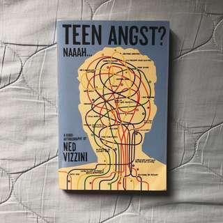 YA BOOK: Teen Angst