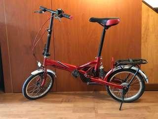 ALEOCA Foldable bike