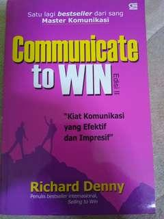 Communicate to Win edisi II
