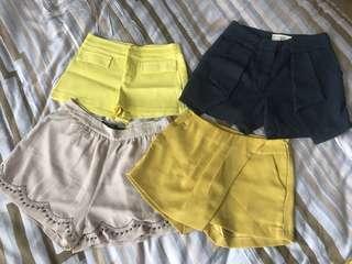 Get 4 short