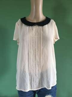 FOREVER 21 SIZE S BLOUSE
