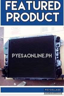 Nissan Urvan td27 engine radiator 3 rows