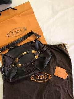 Tod's Genuine Calf Leather Bag