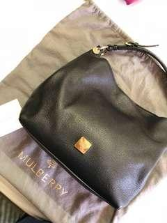 Mulberry Genuine Calf Leather Bag