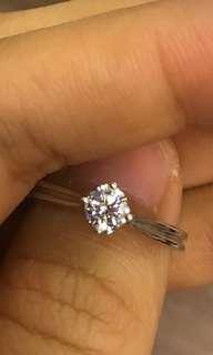 🈹️Mabelle 18k金鑽石戒指 尊門店$16900 平售$4880👍