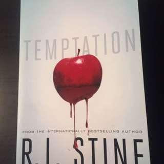 Temptation by R.L. STINE