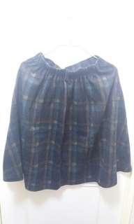 $15冬季深色格仔裙
