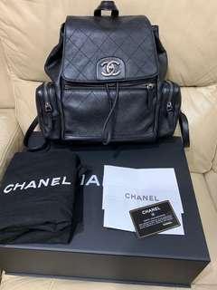 100%真貨Chanel 小牛皮書包