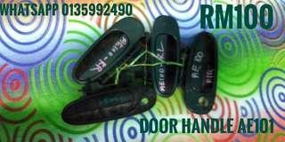 door handle toyota ae101
