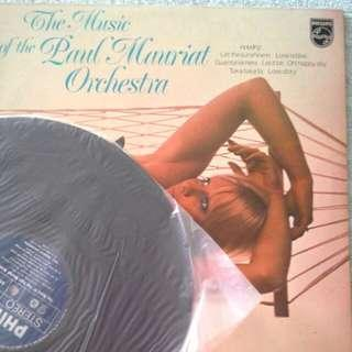 The music of the Paul Mauriat Orchestra 2 record set vinyl 黑膠