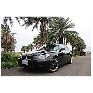 HOT大聯盟認證車 2005年 BMW E60 525I 可全額貸 超額貸 免頭款交車