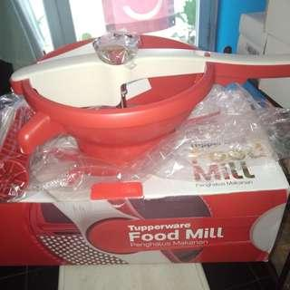 Food mill tupperware