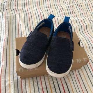 🚚 二手極新 TOMS幼童款懶人鞋