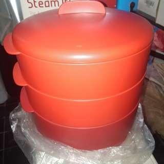 Steam It Tupperware