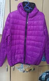 New 2 in 1 Winter Jacket Size 3XL (Ultra light)