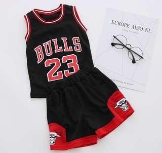 Shorts and sando terno (3-4yrs old)