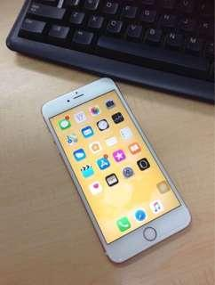 iPhone 6s Plus 64GB Rosegold Ex Inter Singapore