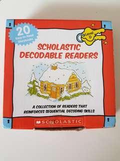 Scholastic Readers (Level D)