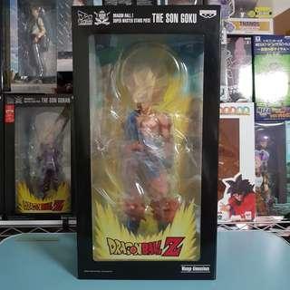 [November 2018 • Week 2] Dragon Ball Z - Super Master Stars Piece - The Son Gokou
