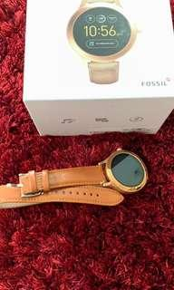 Fossil authentic smart watch