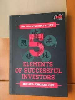 5 Elements of Successful Investors