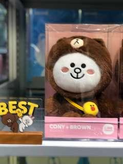 Line Friends Brown Cony Sally Plushie