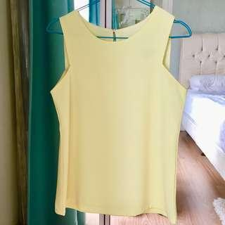 Lookboutique Waffle Tank Top