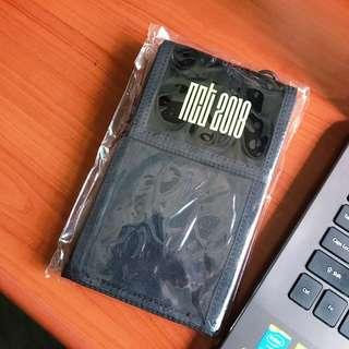 nct spring fan party ticket holder