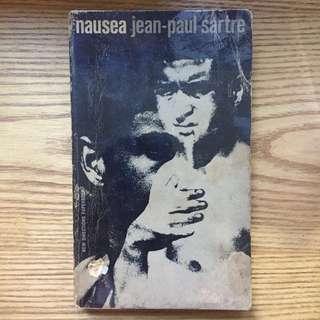 Nausea - Jean Paul Sartre