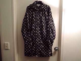 *SALE* A Bathing Ape Bape Camo Polka Dot Coat / Jacket